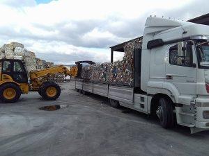 Atık Kağıt Karton Hurdası Alanlar Gop