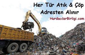 Atık Çöp Hurdası Alımı