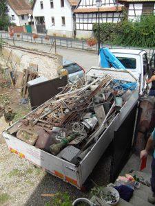 Silivri'de Gezici Hurdacı Servisleri