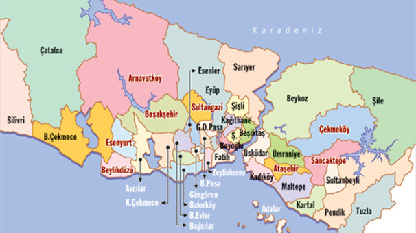 İstanbul Bakır Hurdası Alan Yerler
