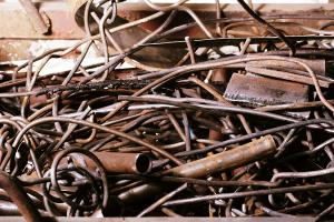 Bakırköy hurda demir
