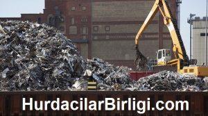 Hurda Krom Alanlar İstanbul