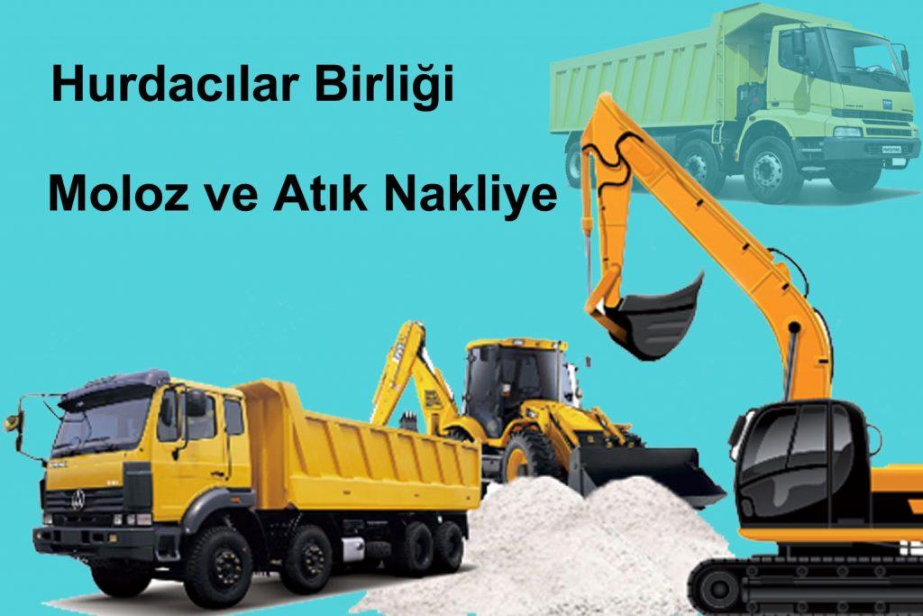 İstanbul - Moloz ve Atık Nakliye