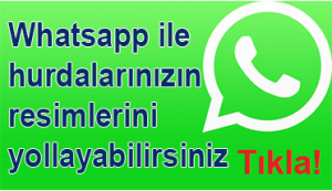 Hurdacı Telefonu Whatsapp