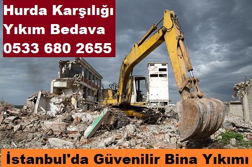 Bina Yıkımı İstanbul