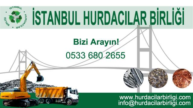 İstanbulda Hurdacı Numaraları