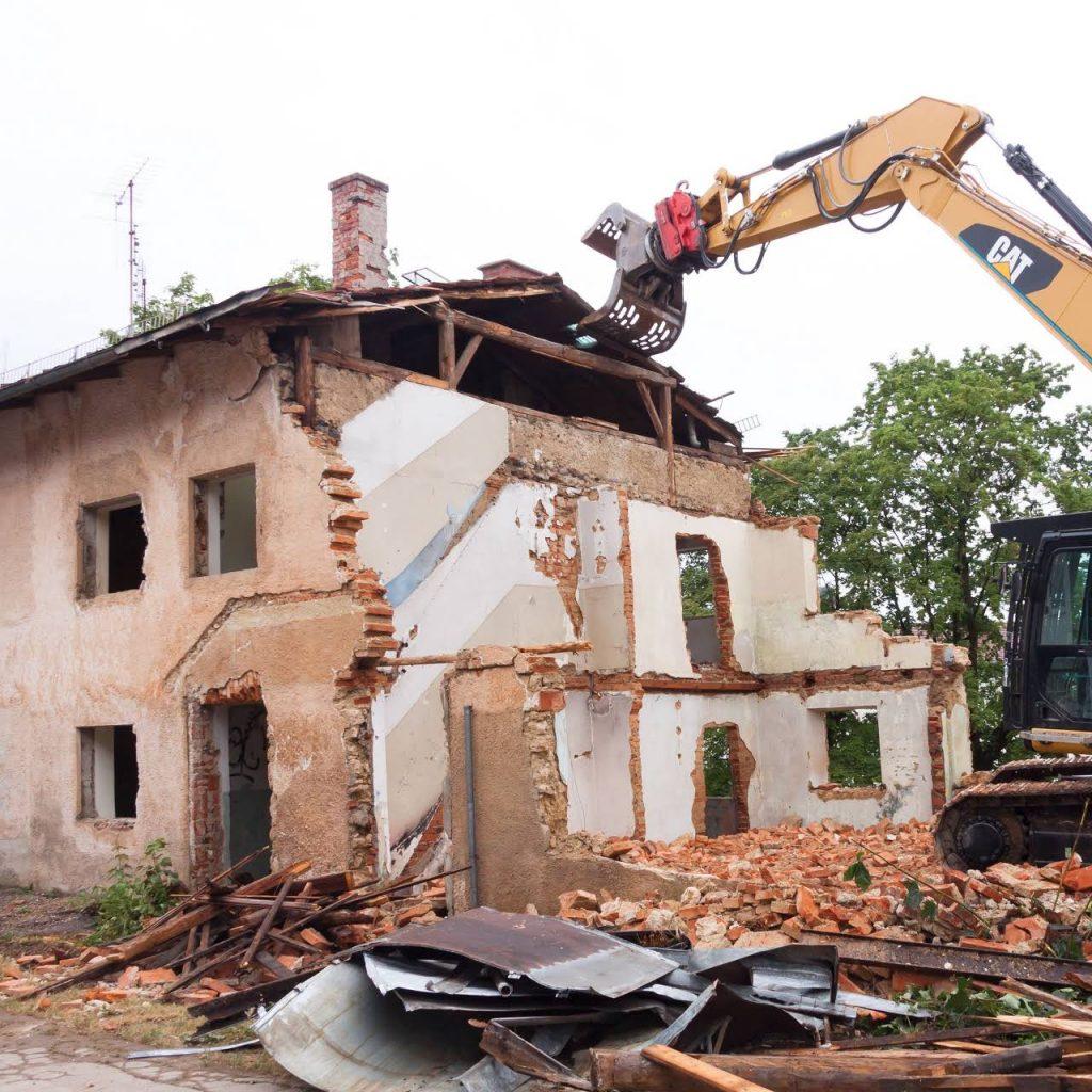 Hurda karşılığında bedava bina yıkımı