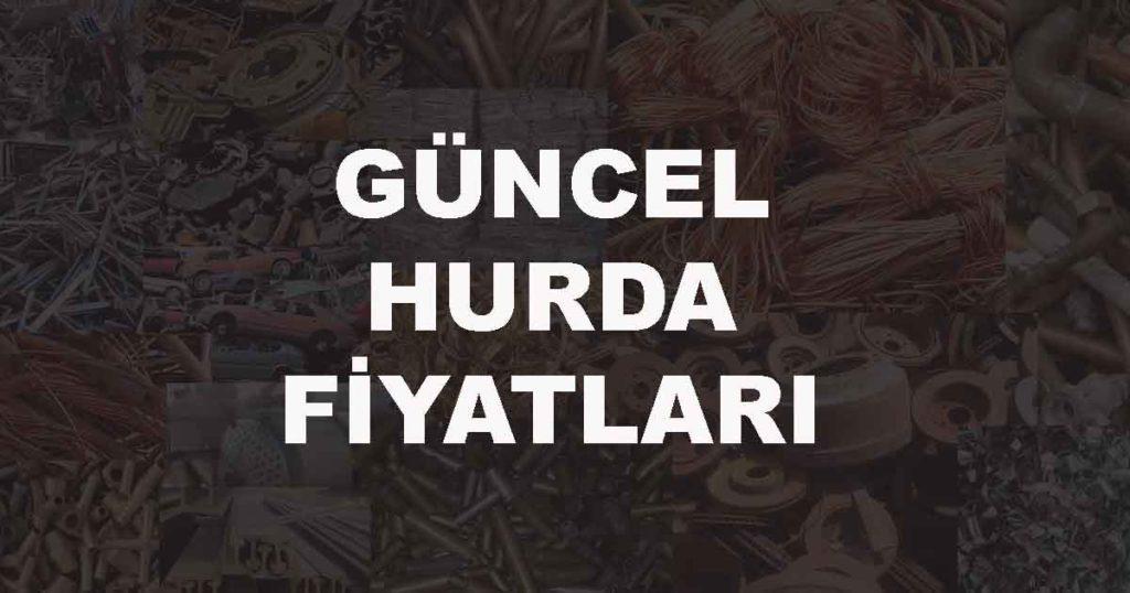 İstanbul güncel hurda fiyatları